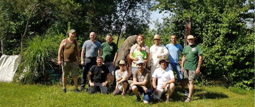 Bogenfüchse, Volketswil, Ijàsztanfoly 2