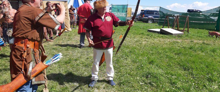 Hinwil-(-2-),Közepkori-fesztival,-Ijàszverseny-1